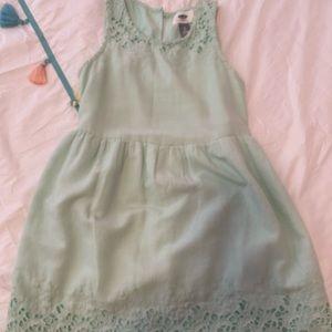 Summer dress for girls size 8